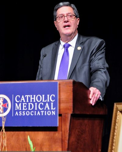 Jere Palazzolo Addresses the 2019 Catholic Medical Association Annual Conference In Nashville