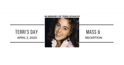 Terri's Day | Remembering Terri Schiavo 15 Years later