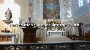 Courageous Priest Speaks The Truth Clearly In This Time Of Great Chaos And Confusion
